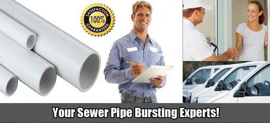 The Trenchless Guys Sewer Pipe Bursting